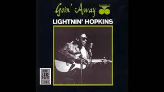 Sam Lightnin' Hopkins - 03 - Strange here
