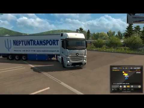 Euro Truck Simulator 2 (1.30) Slovakia Map v 6.0 by kapo944 + DLC's & Mods