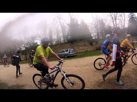 1ere partie  bike & run versailles
