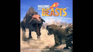 Benjamin Bartlett - Walking with Beasts (Music from the BBC TV Series) (2001) (Full Album)