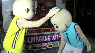 Ipin Atraktif Banget - Asik & Seru Goyang Upin & Ipin DJ Spongebob Dan Ku Puja-Puja Terbaru