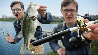 The Cheapest Fishing Rod on Amazon/ Is it any Good?