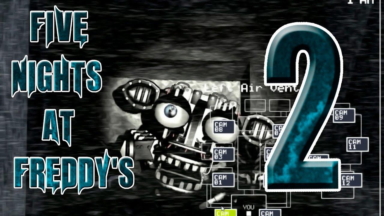 Five nights at freddy s 2 animatronic secreto br youtube