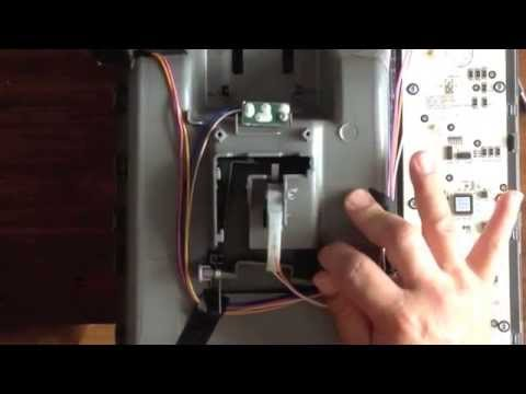Lg Tv Repair >> LG Refrigerator Ice Dispenser Microswitch Replacement - YouTube