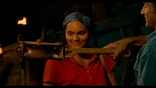 Survivor: Game Changers - Sandra Voted Out