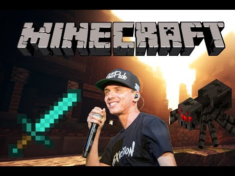 Logic- 1-800 (Minecraft Parody) Ft. Lil B
