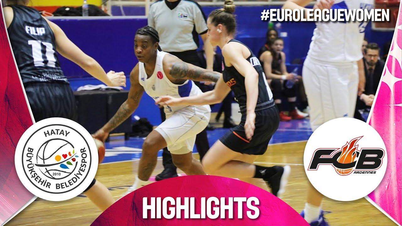 Hatay BB v Carolo Basket - Highlights