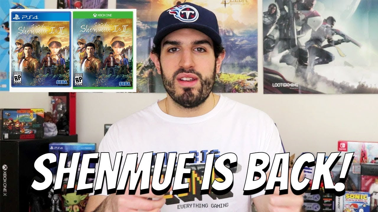 Shenmue 1&2 , New Bioshock, Doom 2 Coming? | This Week In Gaming