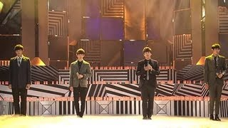 K.Will VS 2AM - 케이윌 VS 투에이엠, KMF 2012