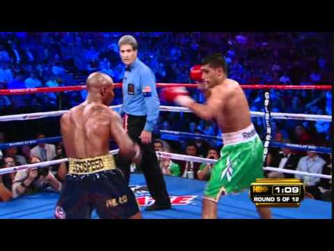 HBO Boxing: Amir Khan v Zab Judah KO