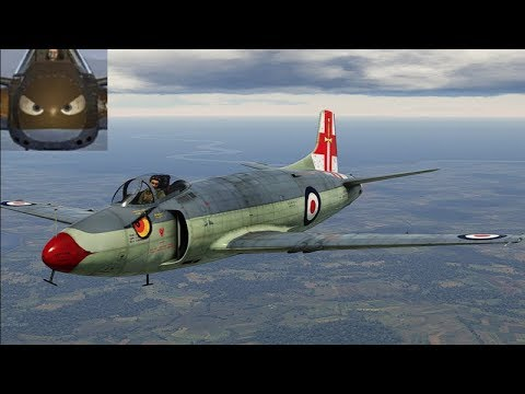 War Thunder SIM - Attacker & Hunter - E.C