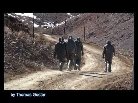 UNDOF AUSBATT Golan 2010