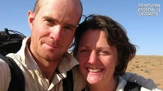 Tim Moss & Laura Moss - Around the World Cyclists