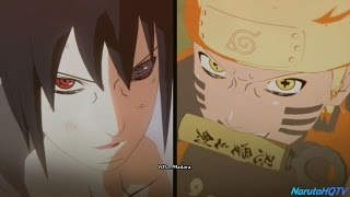 Naruto and Sasuke vs Madara Uchiha - Final Battle - English Dub - Naruto Shippuden
