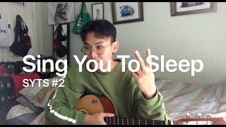 sing u to sleep #2 - daniel caesar (best part, blessed, streetcar, violet, japanese denim) asmr
