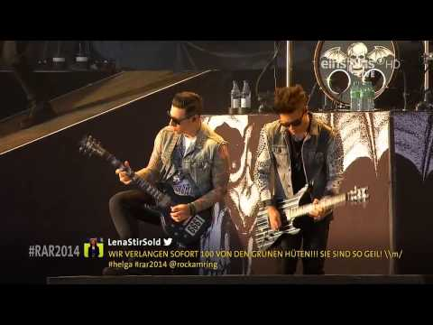 Avenged Sevenfold - Critical Acclaim | Live at Rock Am Ring 2014 ᴴᴰ