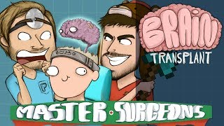 FINALLY! - Master Surgeons - Brain Transplant Thumbnail