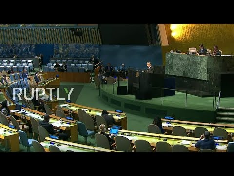 LIVE: World leaders gather at UN Headquarters in NY for 72nd UNGA morning session – DAY 4