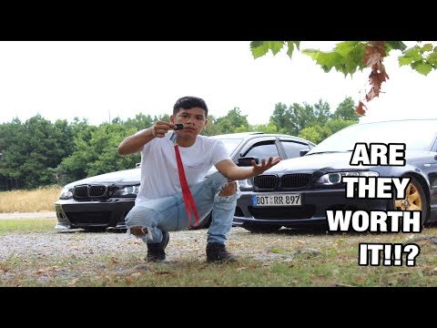 5 REASONS WHY YOU SHOULD OWN A BMW E46!