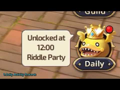 Efficent Way To Play Dragon Nest Mobile (Beginners Guide)