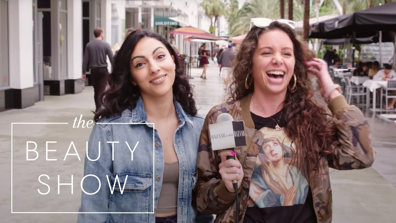 We Asked The Women of Miami About Their Beauty Routines | Harper's BAZAAR