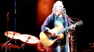 Neil Young-Heart Of Gold (New Sound) Live From Hyde Park 27th June 2009