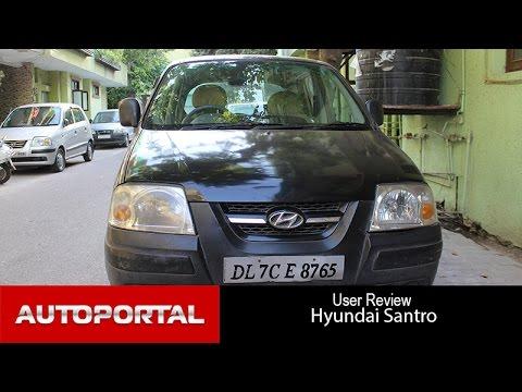 Hyundai Santro User Review - 'good handling' - Auto Portal