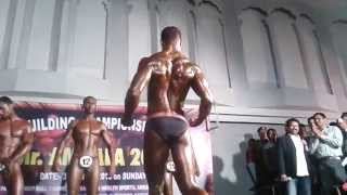 mr ambala 2013 sumit singla overall champion 9812084841 royal gym barara