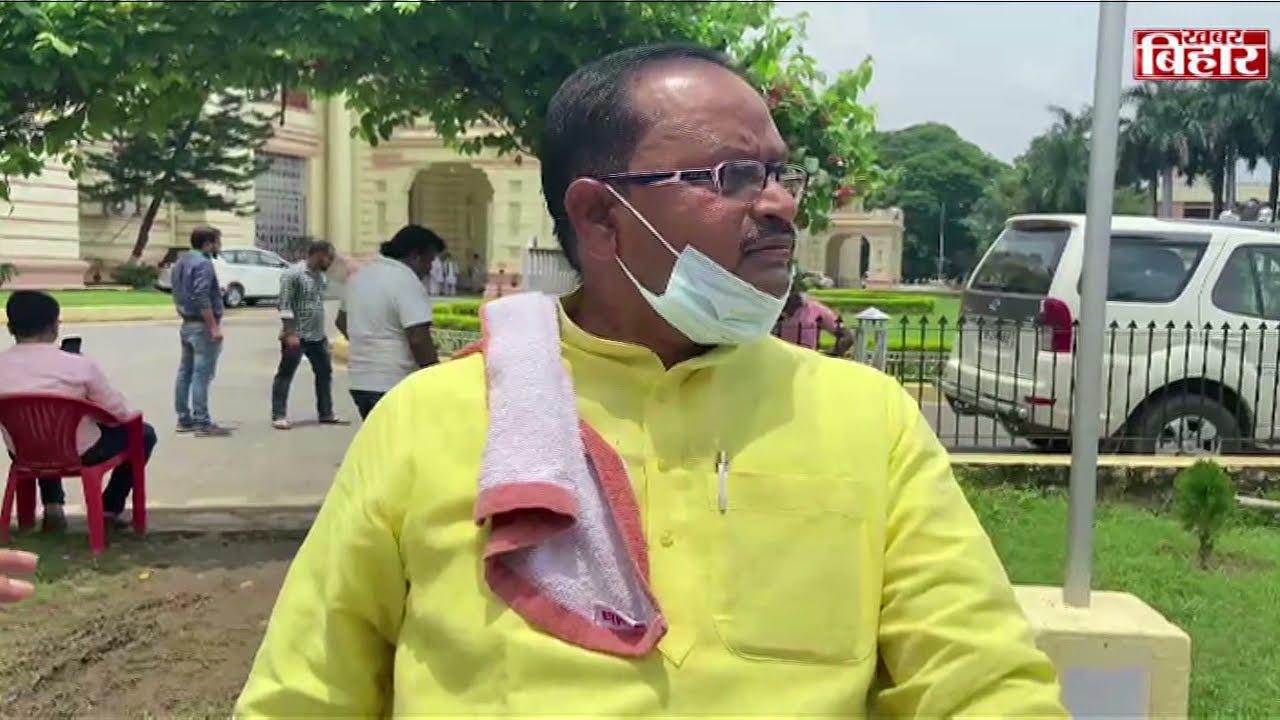 जेडीयू विधायक गोपाल मंडल ने खोली अपनी ही सरकार की पोल   Khabar Bihar
