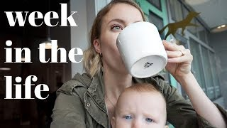 WEEK IN THE LIFE Of A Stay At Home Mom!