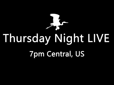 Ken Heron - Thursday Night LIVE (Show #6) Drone Girl, DJI Offline Mode, Drone Giveaway