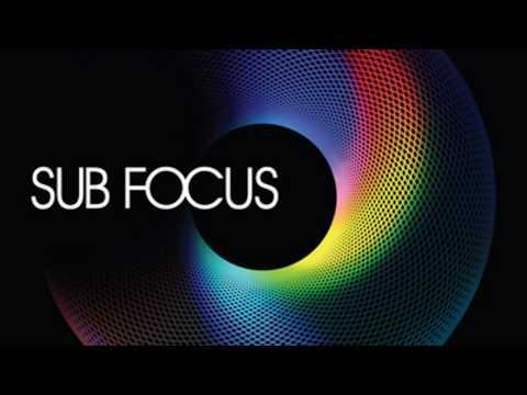 Sub Focus - sound guy