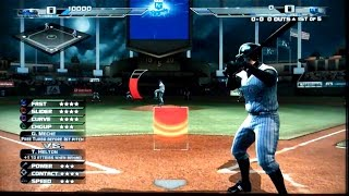 The Bigs 2 Playstation 3 Gameplay