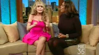 Charo on Wendy Williams (10/5/20)