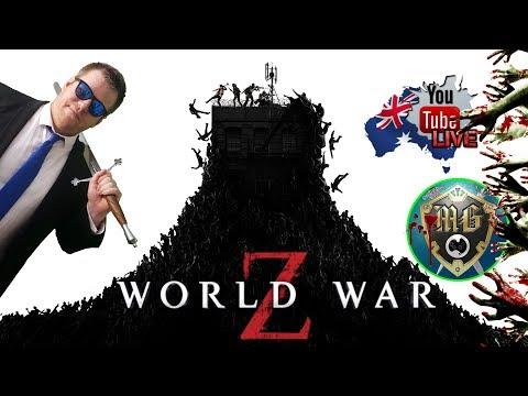 World War Z 🧟🧟🧟 The Master Z Slayer Takes On WWZ