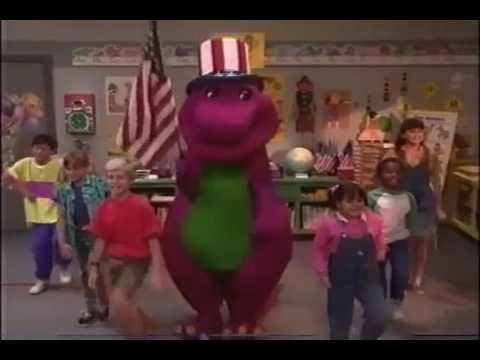 Barney - You're a Grand Old Flag