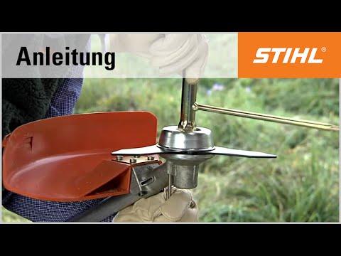 OREGON Freischneidmesser Dickichtmesser 20 /& 25,4 mm 300 x 4 mm ONE for ALL
