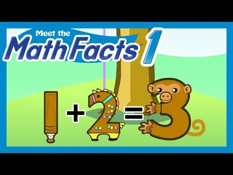 Meet the Math Facts Level 1 - 1+2=3