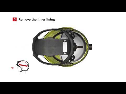 Rosenbauer HEROS-titan – Removal of interior fittings