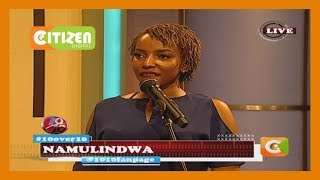 10 OVER 10 | Namulindwa belting out  beautiful tunes