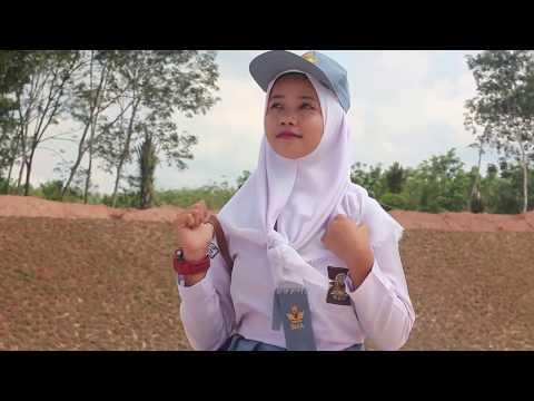 Juara 1 lomba film pendek FLS2N 2018