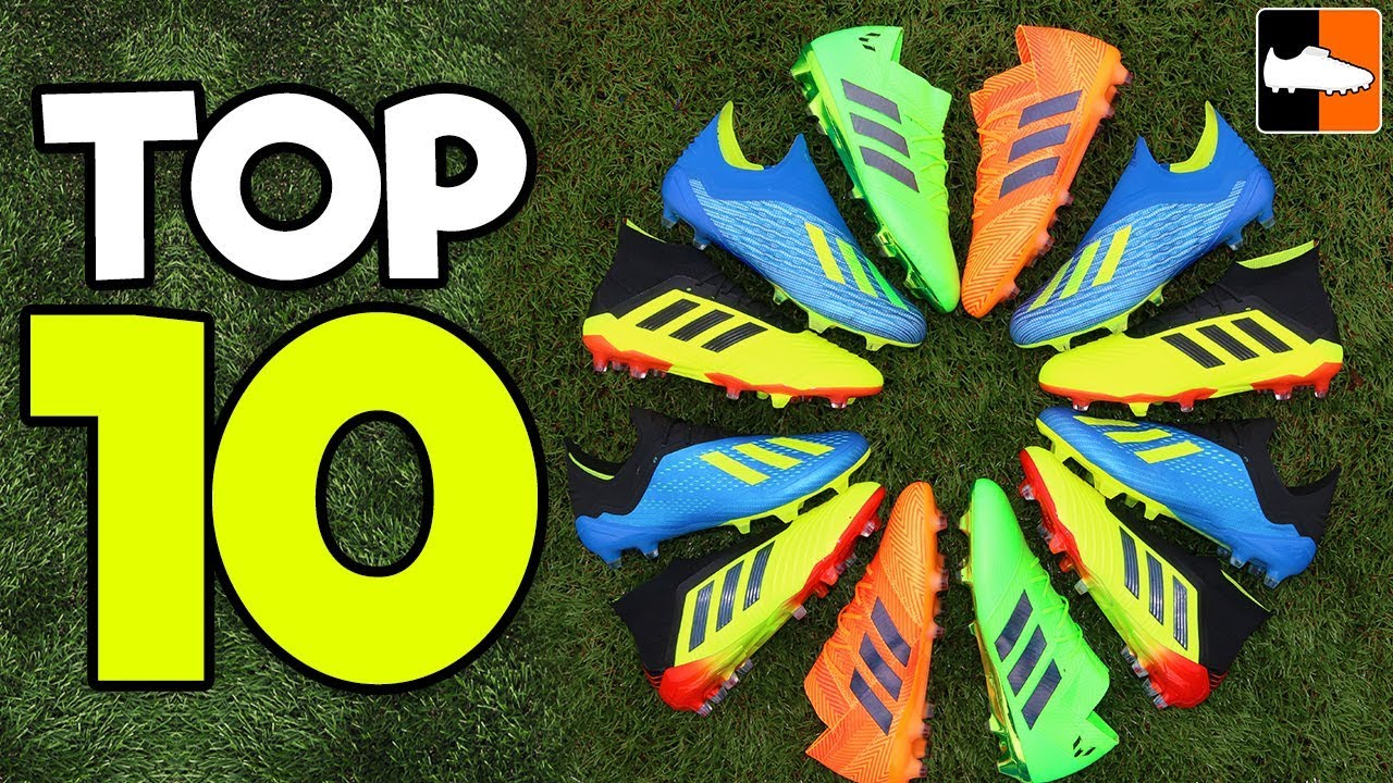 Top 10 World Cup Football Boots! ⚽🏆 Best Soccer Cleats 2018