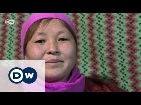 kyrgyz girl