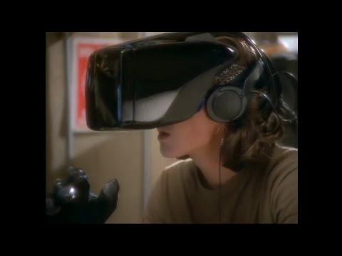 Oculus rift (1994) | Goggle VR | first VR | Aerosmith - Amazing