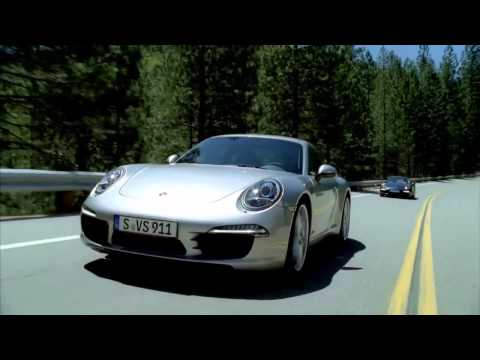 2012 Porsche 911 Seven-Speed Manual In Action