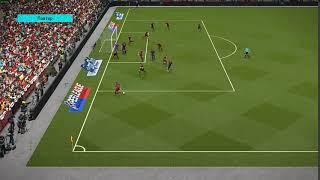 Pro Evolution Soccer 2018! masterpiece!
