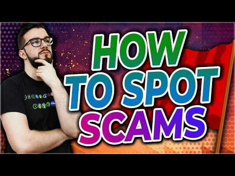 ▶️ Spotting Scams - Notice The Red Flags | EP#405