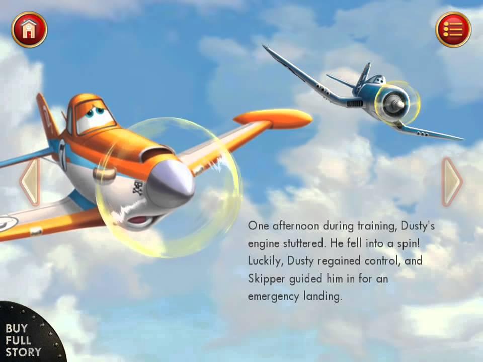 дисней самолёты играть онлайн бесплатно