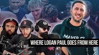Mike Majlak Tells FaZe Banks, Keem and Adam Where Logan Paul Goes From Here