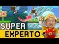 PILLO AL COMIENZO, PILLO POR SIEMPRE!! 😡 - SUPER EXPERTO NO SKIP   Super Mario Maker - ZetaSSJ